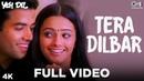 Tera Dilbar Full Song Yeh Dil Tusshar Kapoor Anita Alka Yagnik Sonu Nigam