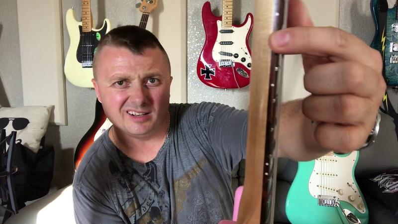 Гитары Fender, иерархия от Squier до Custom Shop . 1я часть
