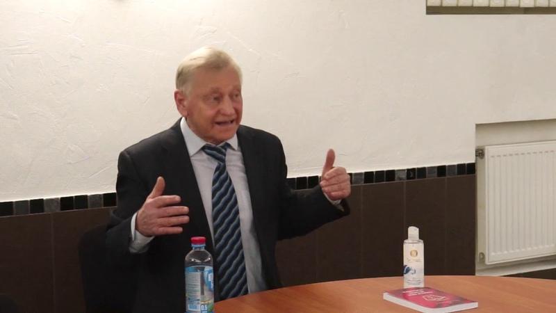 Куда ведут Россию либералы лектор доктор экономических наук профессор А А Ковалев