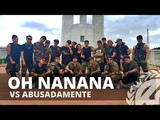 OH NANANA vs ABUSADAMENTE Zumba TML Crew x Team 90s