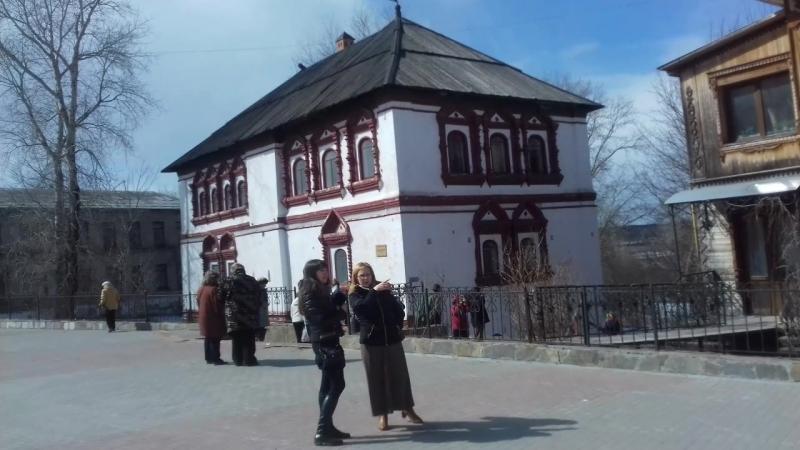 Строгановское барокко г. Соликамск Пермского края