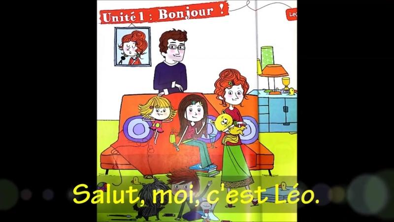 Les Loustics A1L1 Moi, c'est Léo