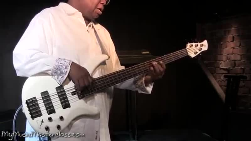 Abraham Laboriel Bass Masterclass 2