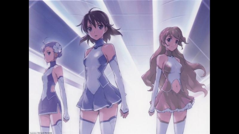 Etwer   Nakajima Megumi - TRY UNITE! (aran Remix [AR9.5] 7*