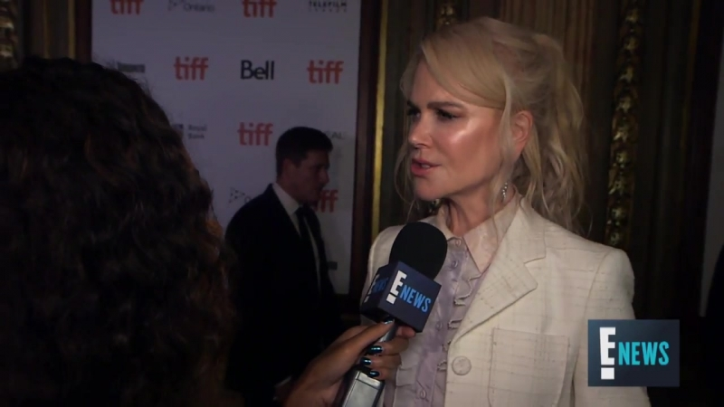 Nicole Kidman Dishes on Dense Character in Destroyer - E! Live from the Red Carpet