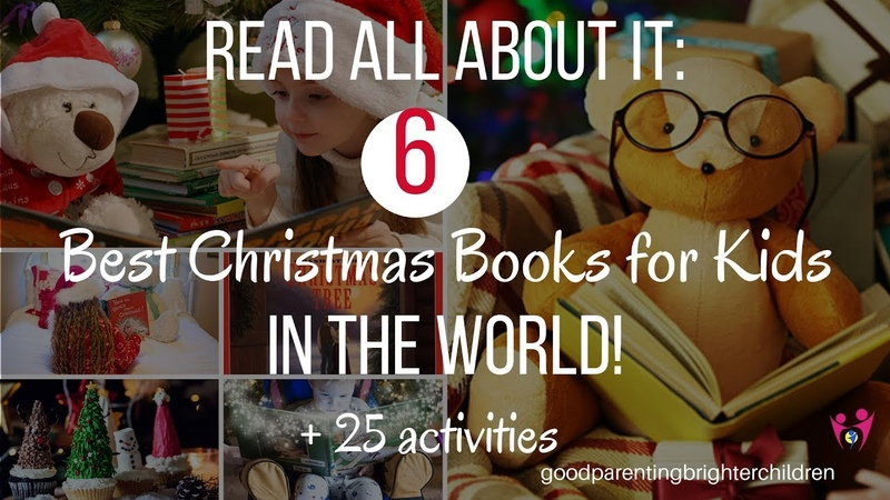 Read All About It The 6 Best Christmas Books for Kids in the World!