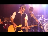 HOLLYWOOD VAMPIRES Whole Lotta Love Roxy Theatre West Hollywood CA Johnny Depp 9_16_15 Ke$ha