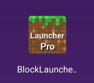 Blocklauncher pro 1. 19.
