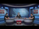 Влад Уколов в студії телеканалу UA:Donbas
