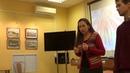 Сланцы. Татьяна Яруничева вспоминает реконструкцию к 9 мая и Чеченскую войну.