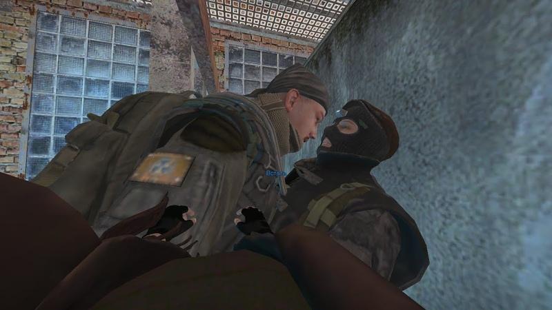 ArmA3 Stalker Classic Hard RP Гражданин начальник ну я же не дул