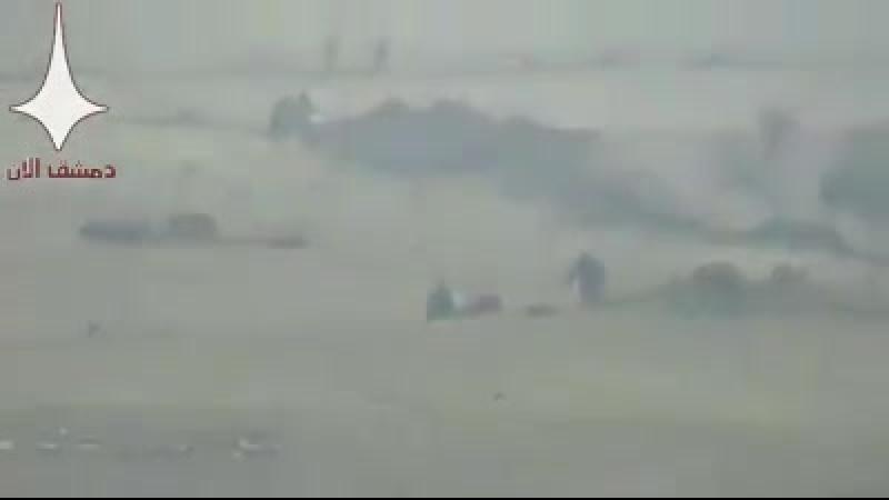 Кадры засады: бойцы русской ЧВК захватили главаря боевиков в Сирии
