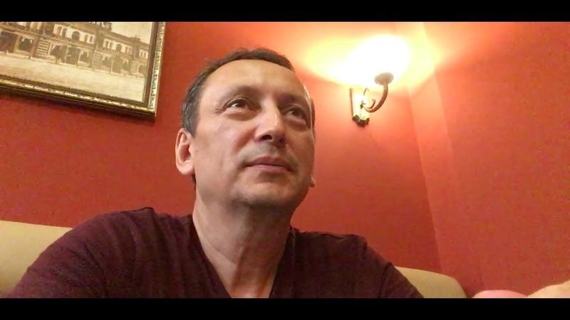 Михаил Александер - Выветрить придется и пустоту, и тишину, и покой (фрагмент встречи)