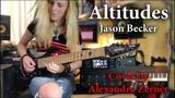 Altitudes (Jason Becker) Cover by Alexandra Zerner