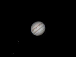 Анимация вращения Юпитера 23.04.04