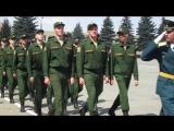 Выпуск 2й батальон 17.05.18 торж марш