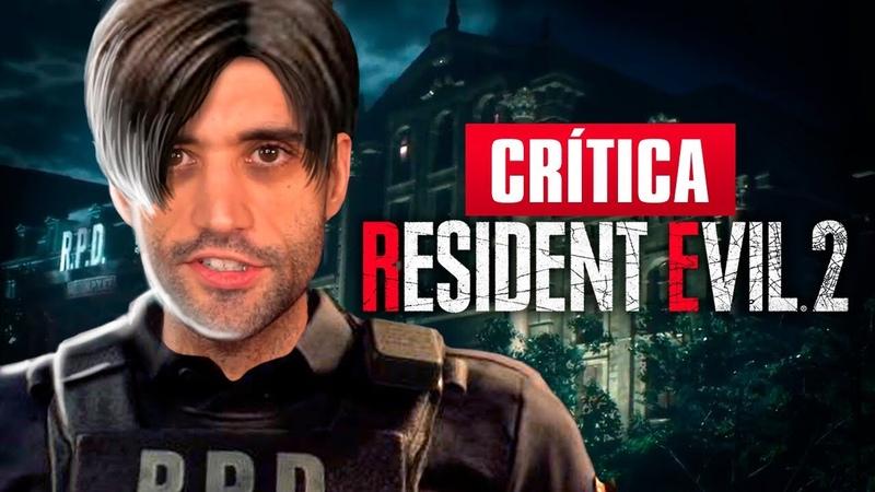 Minhas criticas a Resident Evil 2 Remake o jogo é melhor que o original