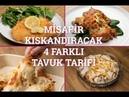 Misafir Kıskandıracak 4 Farklı Tavuk Tarifi (Seç Beğen!) |