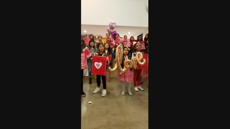 Публикация Girl Scouts Troop в Instagram Stories 07 02 19