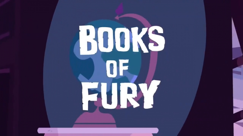 Happy Tree Friends (KA-POW!) - Books of Fury (Ep 5)