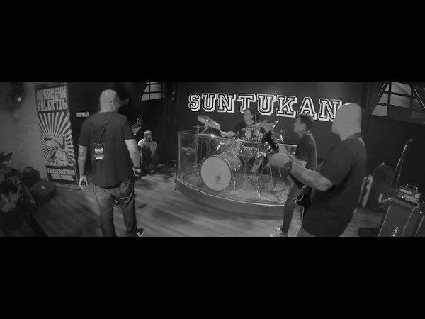 XSuntukanx - Live at ROCKY'S CAFE (Full Set) KRAANIUM - DESERT AURAL COMBUSTION