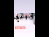 Jazz-Funk Bounce Dance Club