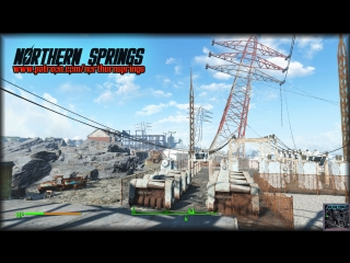 Fallout 4_ Northern Springs Worldspace DLC (Combat Preview 2)
