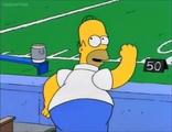 The Simpsons Homer Loves Flanders