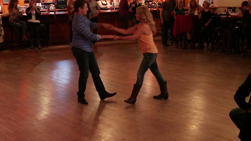 First Country Swing Dance, Body Like A Backroad