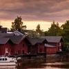 Город Порвоо, Финляндия