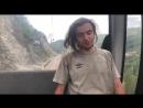 Видеообращение на канатной дороге Медеу