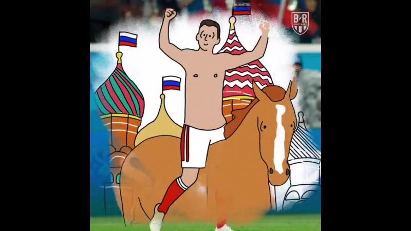 Denis CheryshevRussias new hero