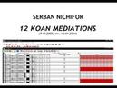 SERBAN NICHIFOR 12 Koan Meditations