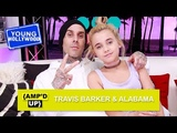 Alabama &amp Travis Barker True Romance Inspired Her Name!