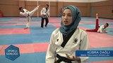 Sporcu Günlüğü   Tekwondo - Kübra DAĞLI