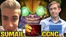 Sumail Tinker vs CCnC Mirana Dagon 5 Power