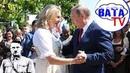 Как Путин свадьбу отгулял