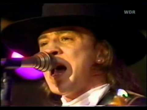 Stevie Ray Vaughan Live from Rock palast Loreley Complete version