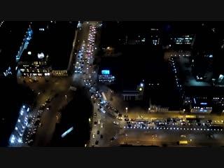 Екатеринбург Малышева с 52 этажа