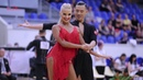 Winson Tam - Anastasia Novikova, CAN | 2018 Paris Dance Open - WDSF WO LAT - QF C
