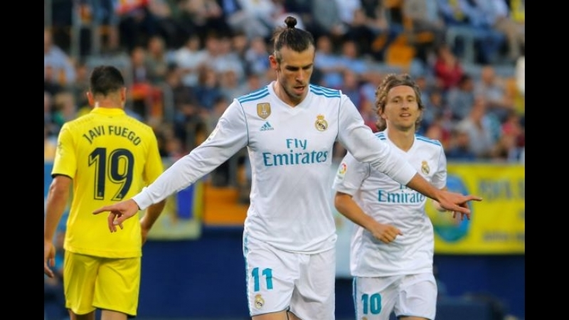 Gareth Bale vs Villarreal HD 1080i (19-05-2018)