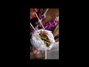 Жареные во фритюре личинки мучного жука