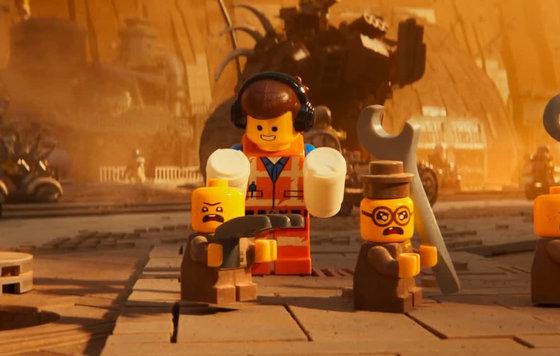 Видео к мультфильму «Лего Фильм2» (2019): Тизер-трейлер (дублированный)