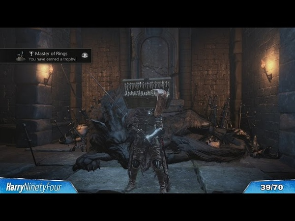 Dark Souls 3 - All Ring Locations (Master of Rings Trophy Achievement Guide)