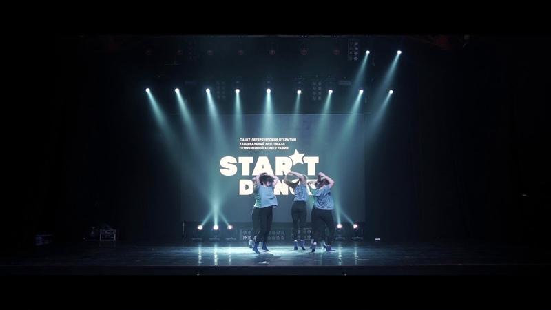 команда Five Black Dots STAR'T DANCE FEST VOL13 2'ST PLACE