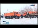 Активисты ОНФ выявили систематическое незаконное складирование снега в Зареченском округе Тулы