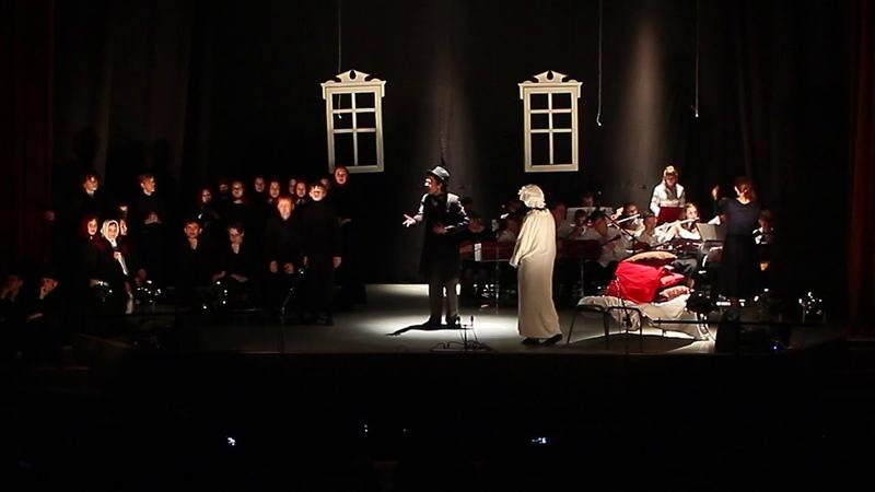 Оркестр Росинка Театральная студия Ворона 12 стульев