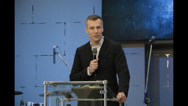 Я убежден - Сергей Клиницкий - 25.03.2018