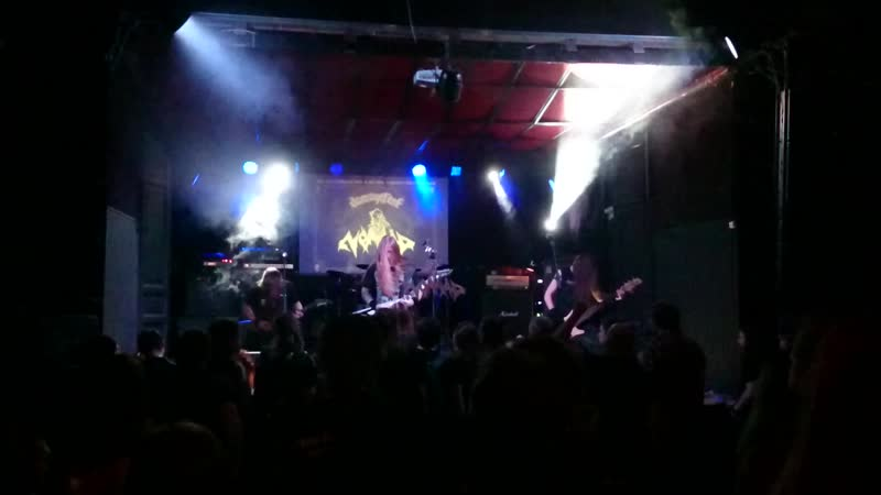 The Nomad (Live at MOD Club - DamageFest)