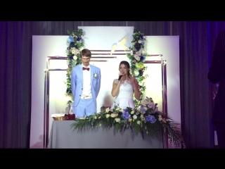 Свадебная вечеринка наших друзей ★8.09.18 ★Александр&Алена ★